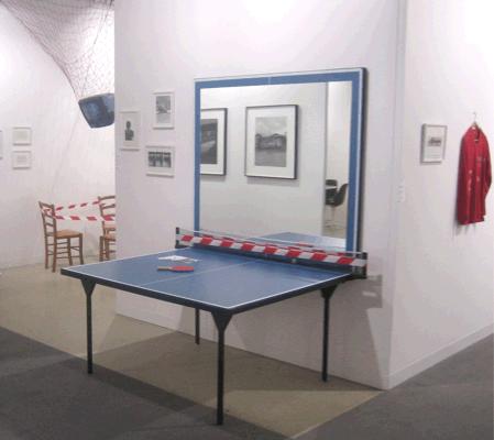 JÚLIUS KOLLER, Ping Pong Cultural Situation, 2007, gb agency, Art Basel