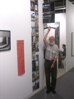 JÚLIUS KOLLER, Up and Down, 2007, Performance, gb agency, Art Basel