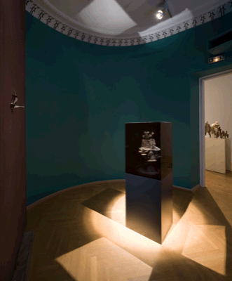 Irini Miga, Exhibition View, DESTE Prize '11 - Museum of Cycladic Art, Athens, 2011, Courtesy the artist and The Breeder, Athens