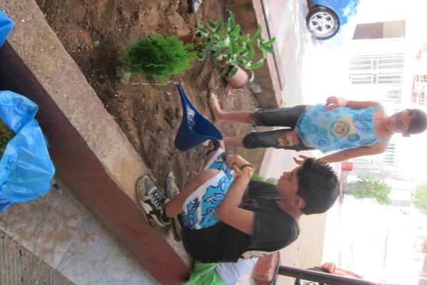 """Τhe first children's community workshop """"My neighborhood"""", Sunday 11/9/2011, Frown Tails (9)"""