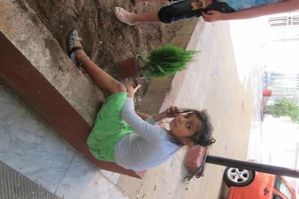 """Τhe first children's community workshop """"My neighborhood"""", Sunday 11/9/2011, Frown Tails (8)"""
