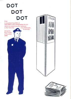 Dot Dot Dot Magazine #19