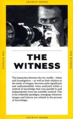 Archive Books: The Witness