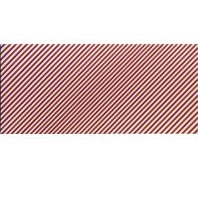 Bridget Riley, (born 1931, Norwood, London). Byzantium, 1969, acrylic on canvas,   165x370 cm © Bridget Riley, 2010. All Right Reserved. Courtesy Karsten Schubert,   London.  Photo The George Economou Collection