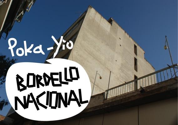 """ΧΥΖ Outlet: Poka-Yio: """"Bordello Nacional"""", Curated by: Marina Vranopoulou"""