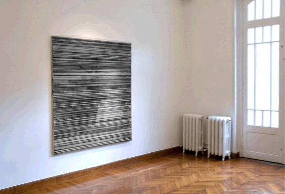 Kostas Tsolis, Hunter, 2010, Oil on canvas, 140 x 100 cm