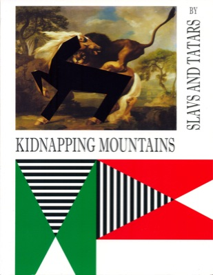 Book Works: Kidnapping Mountains/Slavs & Tatars